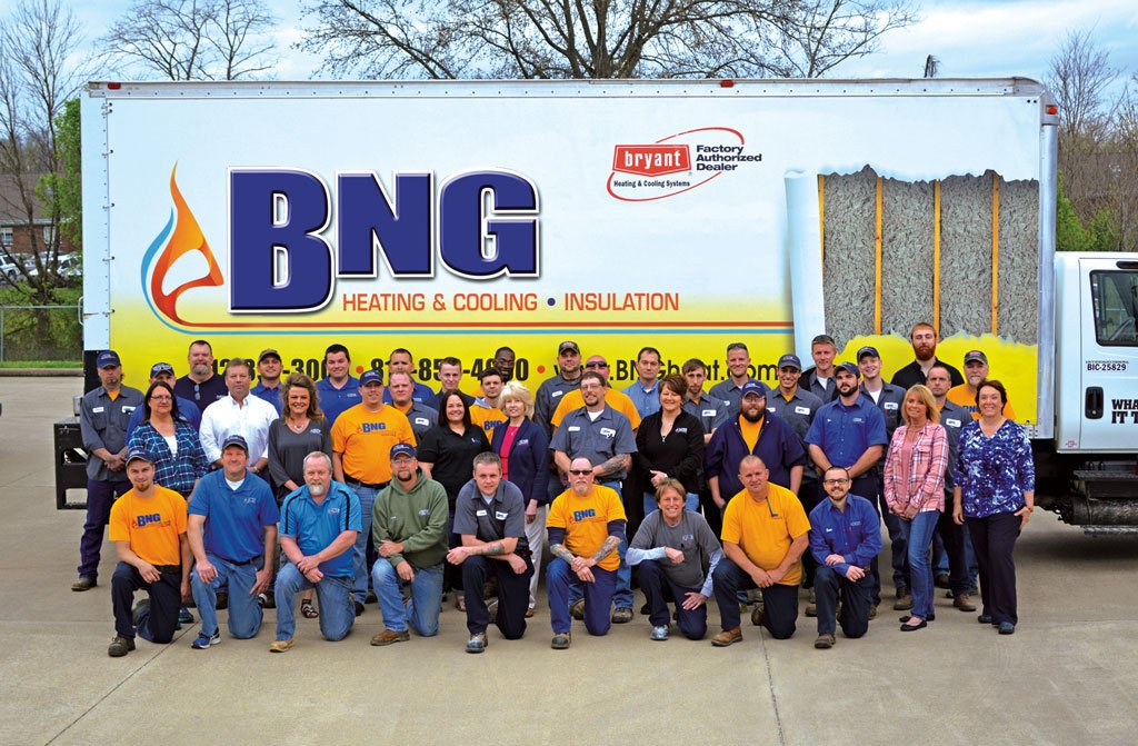 The BNG Team
