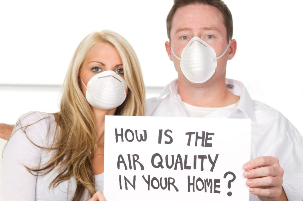 how is the air quality in your home